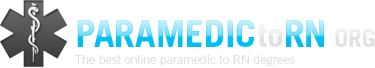 Paramedic to RN - The best online paramedic to RN degrees